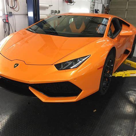 Lamborghini Service Lamborghini Huracan Time Maintenance German Autohaus