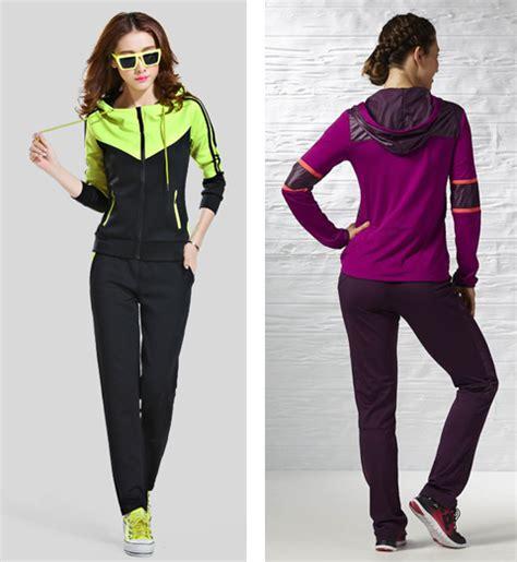 Baju Setelan Olahraga Wanita Believe Muslimah 4 9 contoh gambar model baju olahraga wanita terbaru 2017