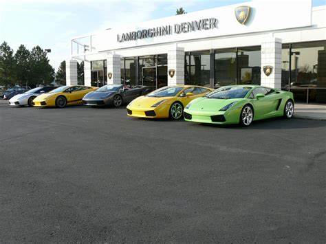 Rent A Lamborghini Denver Luxury Car Rental Denver Wallpapers Gallery