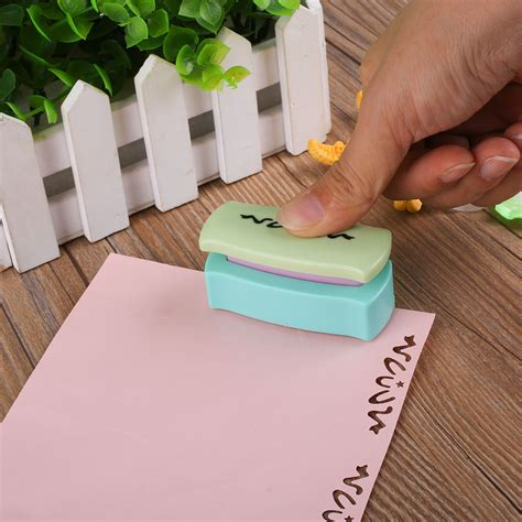Craft Paper Printing - diy paper printing card punch scrapbook embossing device