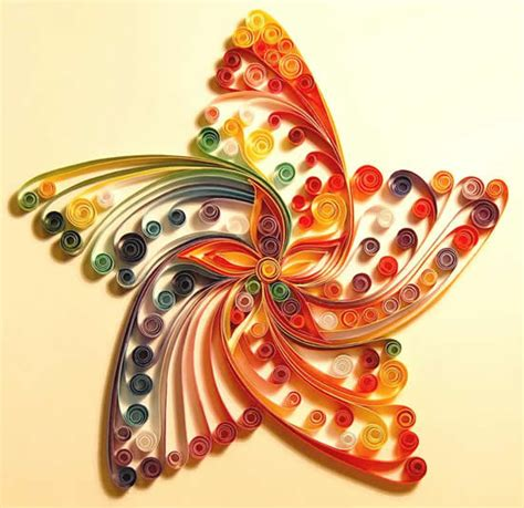 How To Make Quilling Paper Strips - welcome to funnydust quilling the of turning paper
