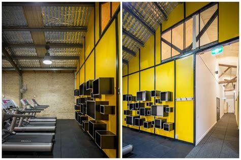Contemporary Interiors gymnasium design melbourne cos interiors pty ltd