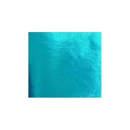 Turquoise Origami Paper - 150 mm 100 sh turquoise foil paper