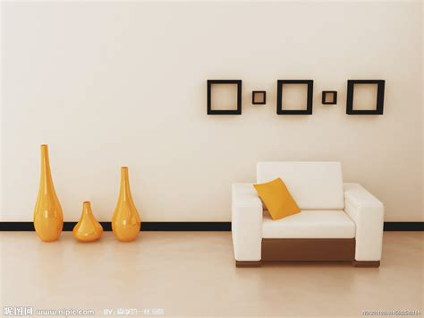 simple white living room wall design download 3d house 室内家具设计图 室内设计
