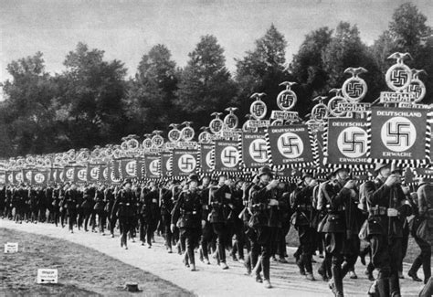 el ascenso del nueve ascenso del nacional socialismo segunda guerra mundial