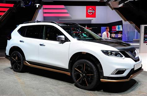 2018 nissan x trail 2018 nissan x trail price design release date and specs