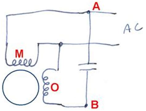 3 phase induction motor direction to be reversed how reversing single phase induction motors