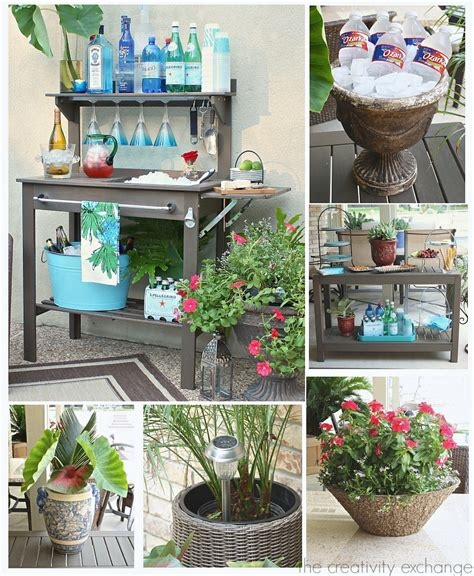 outdoor entertaining and decorating favorite tricks