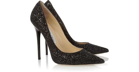 Shoes By Field New Jimmy Choo Tote Recycle In Style With Heals by Jimmy Choo Anouk Court Shoes In Black Lyst