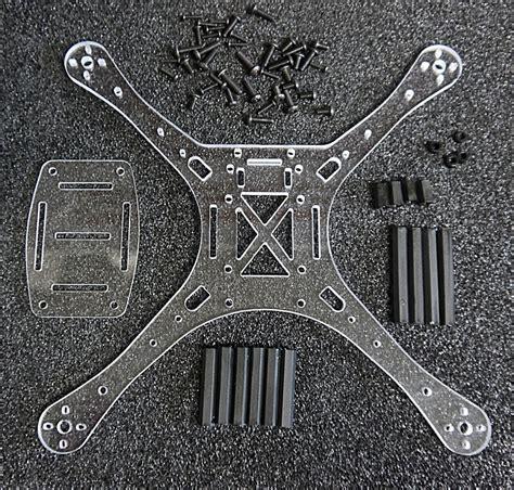 design drone frame phoenix flight gear sport micro polycarbonate frame combo kit
