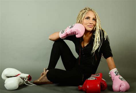 barbie juarez fotos mariana la barby juarez boxeadora femenil actitudfem