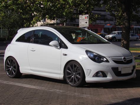 opel corsa opc white the world s best photos by rl gnzlz flickr hive mind