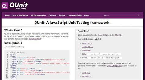 jquery qunit tutorial javascript unit testing for beginners designmodo