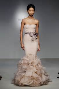 Colored wedding dresses wedding gowns 2012 avenue