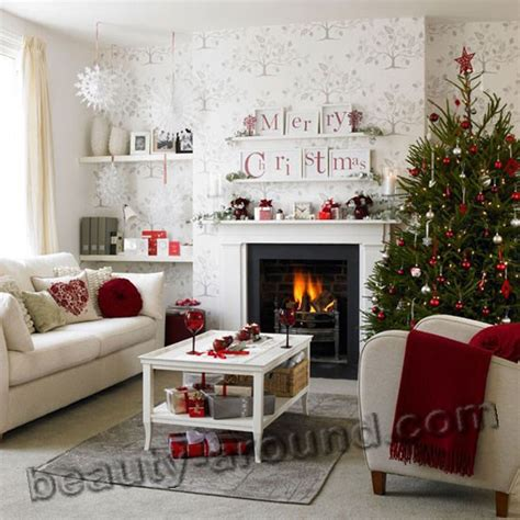 Home Design For New Year | new year christmas home design 30 photos
