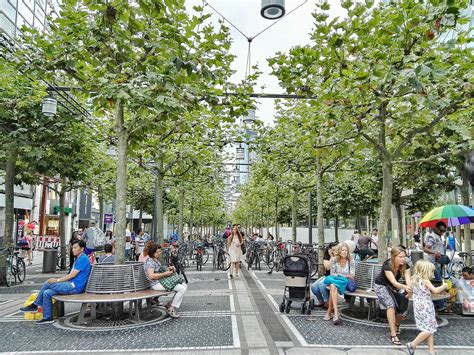 zeil shopping promenade 5 things to do in frankfurt germany plus a daytrip to