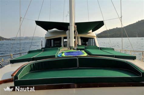 sailing boat ketch sailing boat rent ketch in skopea marina marmaris nautal