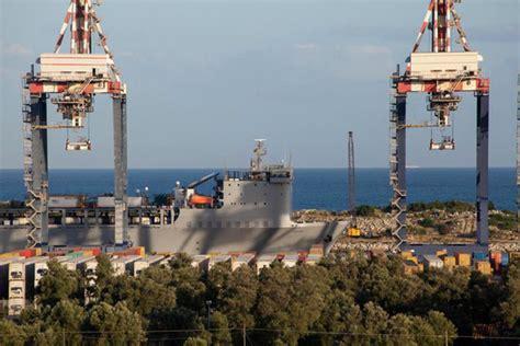 porto di gioia tauro ultime notizie armi siria arrivata nel porto di gioia tauro nave cape