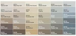 dulux colour chart google search spaces amp decor for
