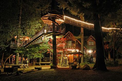 awesome tree houses awesome treehouses 32 pics