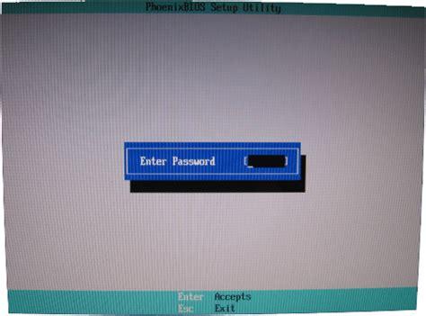 i my laptop toshiba a105 a2101 i t take the bios password you me