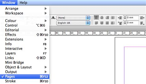 indesign creating page numbers quick tip basic page numbering with indesign cs5