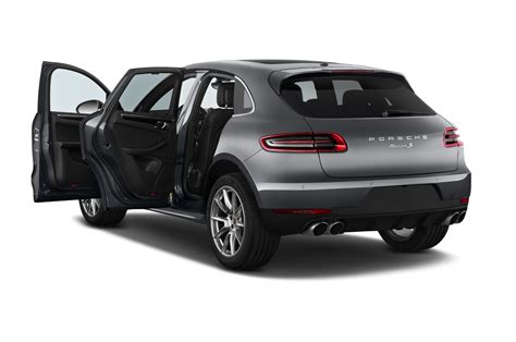 porsche suv 2015 black 2015 porsche macan reviews and rating motor trend