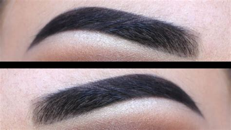 eyebrow tutorial instagram brow tutorial instagram brows shape fill maintain