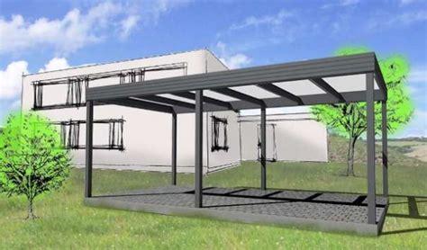 Alu Carport Bausatz by Elegantes Carport Aus Aluminium Auch Als Bausatz 4