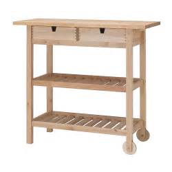 Kitchen Prep Table Ikea F 214 Rh 214 Ja Kitchen Cart Ikea Gives You Storage Utility And Work Space