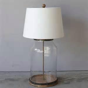 metal amp wood table lamp w shade da5044