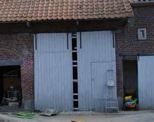ancienne porte de grange de ferme porte ext 233 rieure