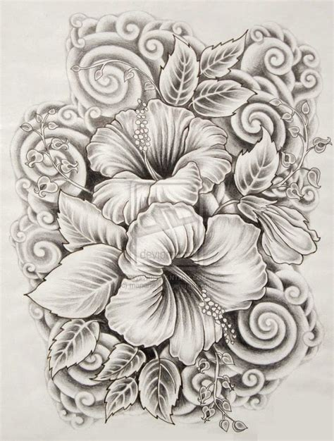 Drawing Of Flowers by Ilove Drawings Beautiful Flower Drawings And Realistic