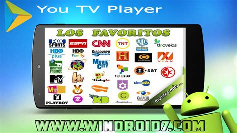 you tv apk you tv player v 5 0 apk canales latinos de paga locales totalmente gratis tutv juegos y