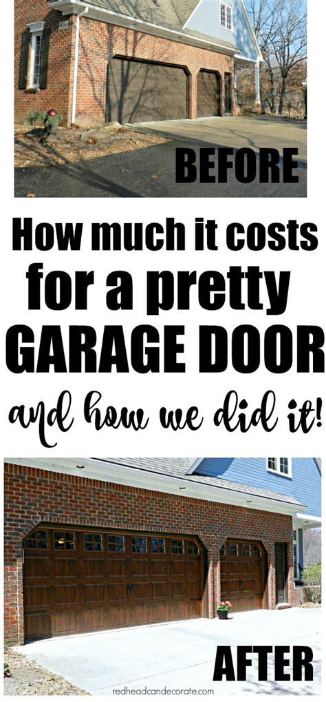 how to replace garage door how to replace garage doors the easy way