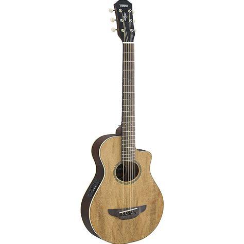 Gitar Akustik Elektrik Yamaha Wood yamaha apxt2ew wood series acoustic electric guitar