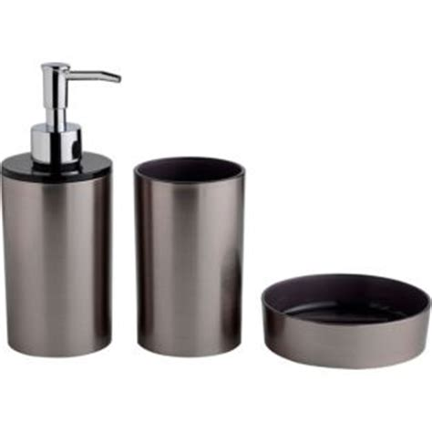 bargain stainless steel bathroom accessories set was 163 12