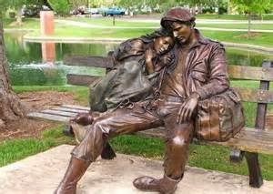 sculpture bench creative statues around the world xcitefun net