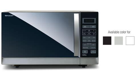 Microwave Terbaik kisaran harga sharp microwave oven r 728r k in hitam