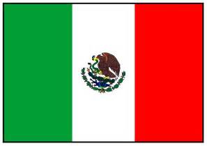 what color is the mexican flag mexico flag jpg