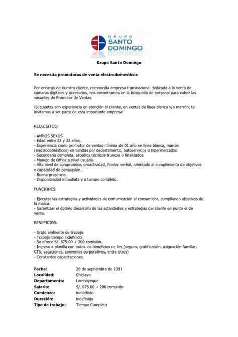 carta de agradecimiento senati convocatorias 26 09 2011