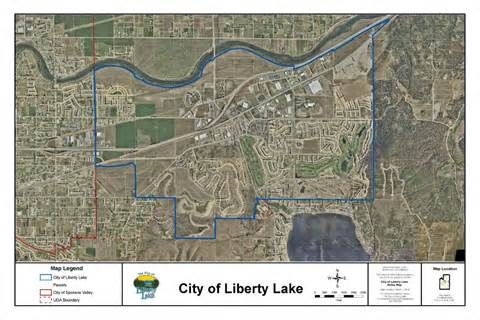 liberty map city maps liberty lake wa official website