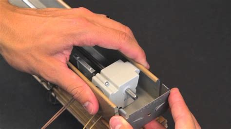 how to replace a l cord how to replace a cord tilt mechanism