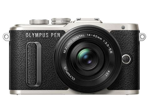 digital olympus olympus pen e pl8 mirrorless announced daily