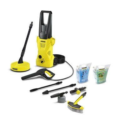 Karcher T50 Patio Cleaner by Karcher K2 311 Amp T50 Patio Deck Cleaner With Chemical