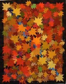 quilt inspiration autumn leaves quilts