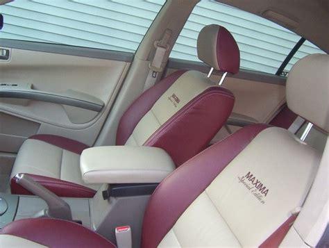 04 08 leather interior pictures my6thgen org maxima forum