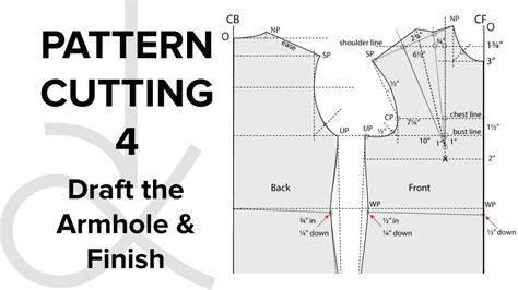 pattern drafting videos pattern cutting flat pattern drafting the bodice block