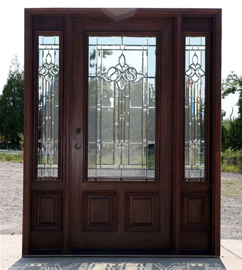 Fiberglass Entry Doors With Sidelights French Lowes Fiberglass Front Entry Doors With Sidelights