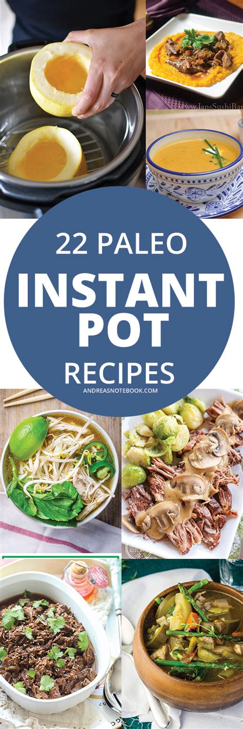 paleo instant pot cookbook 200 amazing paleo diet recipes books 22 paleo instant pot recipes